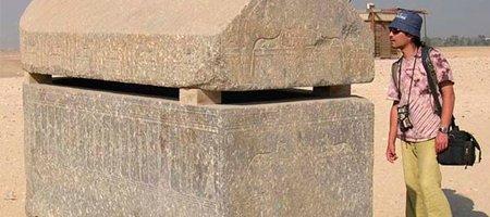 Древние саркофаги Египта