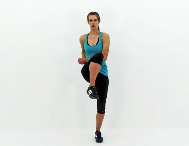 6 упражнений для идеального пресса за десять минут в день